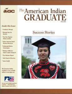 American Indian Graduate Magazine Fall 2010