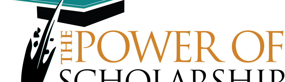The Power of Scholarship Logo