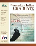 The American Indian Graduate Magazine Spring 2014
