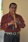 Flute Player, Andrew Thomas