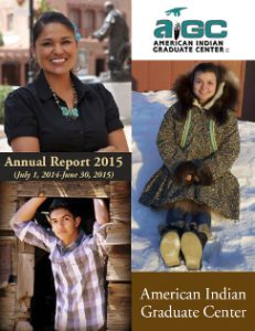 2015 AIGC Annual Report