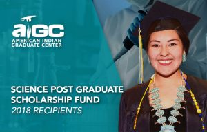Science Post Graduate Scholarship Fund image