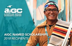 AIGC Named Scholarships image