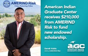 AIGC-AMERIND Risk Scholarship Announcement image