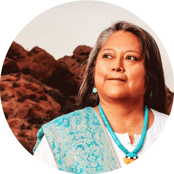 American Indian Graduate Center Scholar Belinda Eriacho