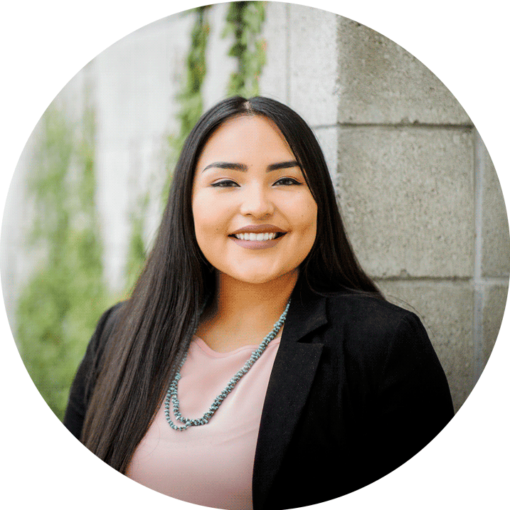 American Indian Graduate Center Scholar Shandiin Herrera
